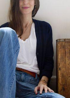 growing a minimalist wardrobe: affordability. | reading my tea leaves | Bloglovin'