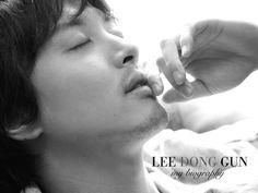 <3 Lee Dong Gun