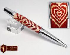 Segmented Heart Pen                                                       …