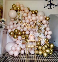 Champagne bottle balloon wall for bachelorette party. This is perfect for any party but especially glam for a New Years Eve party. The confetti balloons really made this perfect. New Year's Eve balloons, champagne balloon wall Balloon Backdrop, Balloon Wall, Balloon Garland, Balloon Decorations, Birthday Party Decorations, Wedding Decorations, Birthday Backdrop, Balloon Columns, Birthday Wall Decoration