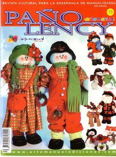 Pano Lency 75. Comentarios: LiveInternet - Russian servicios en línea Diaries Book Crafts, Crafts To Do, Craft Books, My Scrapbook, Rubrics, Miniature Dolls, Winter Time, Christmas Projects, Softies