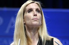 """Ann Coulter refers to Africa as """"disease-ridden cesspool"""" in victim-blaming Ebola rant"""