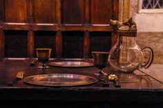 How To Make: Harry Potter Hogwart's Great Hall Cutlery | Food in Literature