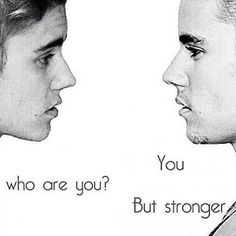 its so sad to see who you where a year ago but i am so glad you are stronger and i love this edit