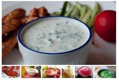 Zabudnite na omáčky z obchodu. Pripravte expresne 7 domácich omáčok. Zamilujete si ich ! – Báječne nápady Cheeseburger Chowder, Pesto, Soup, Vegetarian, Food And Drink, Vegan, Cooking, Health, Recipes