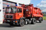 Chemiepark Marl - GW-Zugmaschine mit Störfall Tankanhänger 2 (GWZ mit Stör-TA 2)