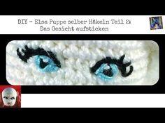 Photo-Tutorial: Eyes for Crochet Dolls – Flauscheinhorn