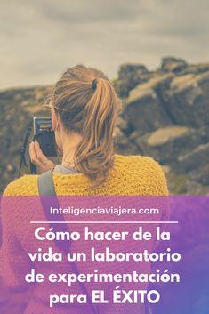 Cómo hacer de la vida un laboratorio de experimentación y desarrollo personal con Amarna Miller. Blogging, Marketing Digital, Fitbit, Social, Ideas, Home, Change Of Life, How To Make, Recommended Books