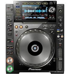 Pioneer CDJ2000nexus updates the flagship DJ player, brings WiFi and slip mode video