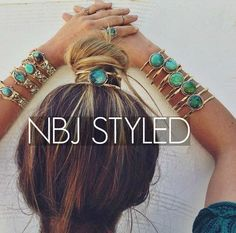 How do YOU wear Natalie B Jewelry? Send us a photo of you wearing your Natalie B Jewelry and we'll add you to our board! Tag us on instagram @nataliebjewelery so we can see how YOU style our bohemian jewelry