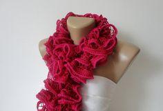 scarf woman scarf Knit