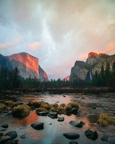 Cloudy Skies but was Surprised with this Beautiful Sunset. Yosemite NP CA. [OC] get your photography kit now # affiliate Sunset Photos, Nature Photos, Amazing Photography, Travel Photography, Beauty Photography, History Of Norway, Norway Travel, Beautiful Places To Visit, Amazing Places