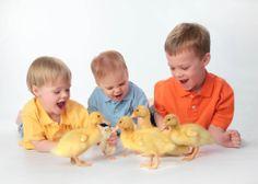 Boys Love #Chickens!
