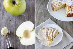 (Norwegian Apple Cake)