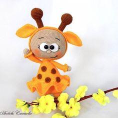 Автор фото @steshova.lyubov - подписывайте свои фото тегом #weamiguru, лучшие попадут в нашу ленту! #amigurumi #crochet #knitting #cute #handmade #амигуруми #вязание #игрушки #интересное #ручнаяработа #рукоделие