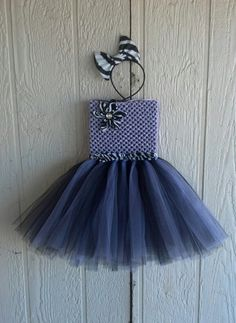 Customize your own tutu dress size 4T to 5T. $30.00, via Etsy.