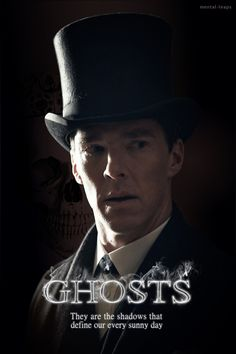 Victorian Sherlock, Benedict Cumberbatch, THE Holmes of his time,maybe the best of all time!