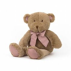 So cute and cuddly! - COCALO Baby : Nursery Collections : Daniella Plush Bear