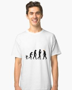 Evolution, Instagram Posts, Mens Tops, T Shirt, Fashion, Supreme T Shirt, Moda, Tee Shirt, Fashion Styles