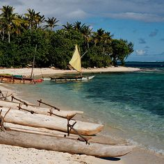 Beachside sleuthing on the Mystery Island of Vanuatu.