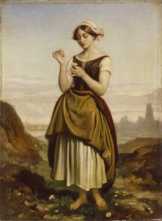 Century French Peasant Clothing A french peasant girl 17th Century Fashion, 18th Century Clothing, 19th Century, Historical Costume, Historical Clothing, Vladimir Volegov, Peasant Clothing, Woman Clothing, Mother Courage