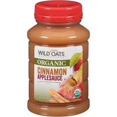 Get Wild Oats Marketplace Organic Cinnamon Applesauce goodness for less!