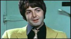 Beatles Paul Mccartney Interview 1968 Hq