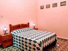 the Central Classic House in Vedado www.tropicalcubanholiday.com