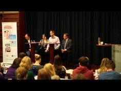 Panel debate: The fight against sugar