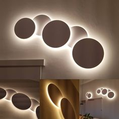 Wandleuchte LED Wall Lights, Ceiling Lights, Led, Lighting, Home Decor, Appliques, Light Fixtures, Wall Fixtures, Ceiling Lamps