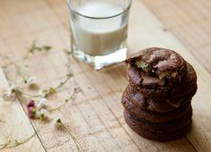 AliCat: Triple Chocolate Brownie Cookies