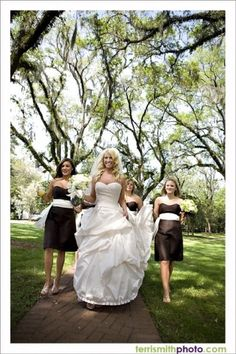 We love our Anne Barge brides!