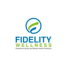 Create an inspiring logo for Fidelity Wellness. by donyex