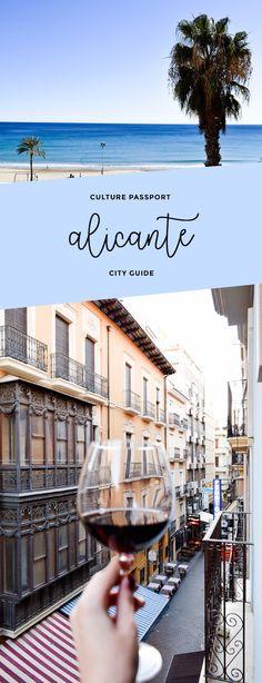 Alicante Spain Wine and Beach, Visit Alicante, Travel Spain | #travelspain #spain #spaintourism
