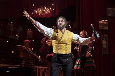 Review: 'Natasha, Pierre and the Great Comet of 1812,' on the Heels of 'Hamilton' - NYTimes.com