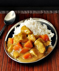 Japanese Chicken & Vegetable Curry