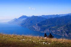 Monte-Baldo-Gardameer Trek, Mountains, Ganesh, Nature, Italy, Naturaleza, Nature Illustration, Off Grid, Bergen