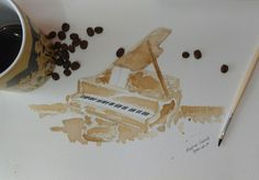 A história até parece como a de um artista que se viu tocado pelo acaso do dia a dia. Em certo momento, duas gotas de café caíram sobre seu desenho e o resultado foi algo magnífico. Foi assim que Rafael Galvão, barista do New York Cafe, se sentiu ainda mais atraído pelo encantador mundo do...