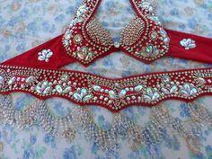 roupa de dança do ventre