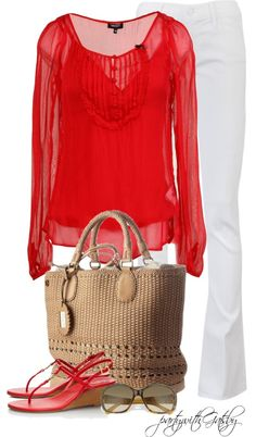 """Spring Fever"" by partywithgatsby on Polyvore"