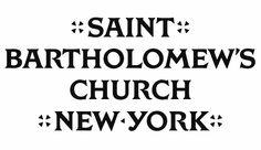Saint Bartholomew's Church // NY