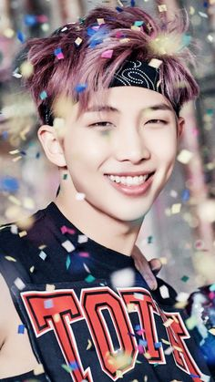 Rap Monster BTS You Never Walk Alone