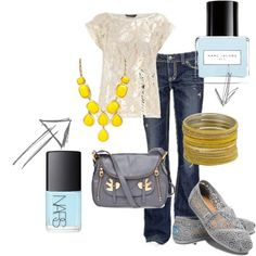 work it, created by jerri-allred on Polyvore
