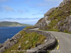 Slea Head Drive, Ireland. My little white home by Nadine: Gastvrij Ierland