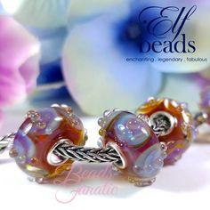 Elfbeads Nebula Alien - Kaleidoscope Collection