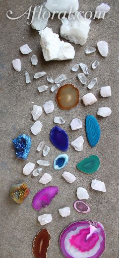 Gorgeous Agates, Gem