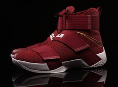 Another Look At The Nike LeBron Zoom Soldier 10 Christ The King