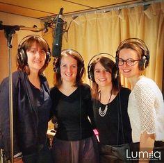 Maud est venue raconter sa drôle de vie en chanson pour son #EVJF #Paris #QuatuorDeChoc
