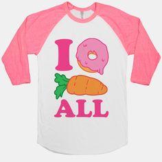 I Donut Carrot All
