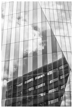 black and white architectural photography by Danie Bester